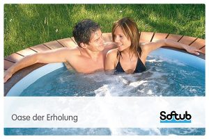 Softub Whirlpool Flyer