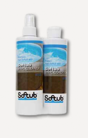 Relax-Whirlpools Softub Cleaner & Conditioner Set